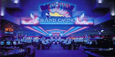 Grand casino coushatta cabins