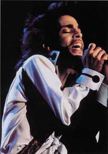 Prince Singing