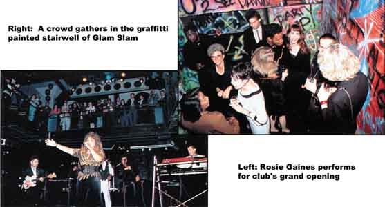 Glam Slam - Inside