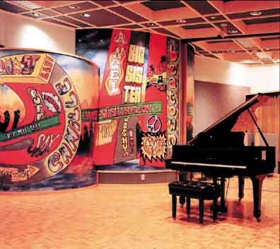 Paisley Park - Piano