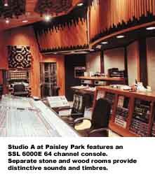 Paisley Park - Studio