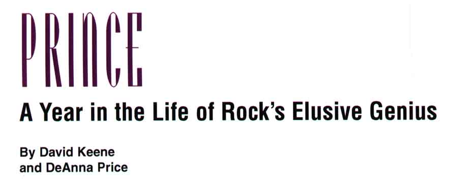 Prince Article Title Bar